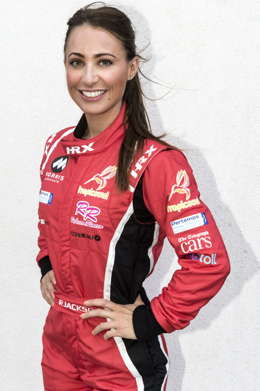female racing drivers